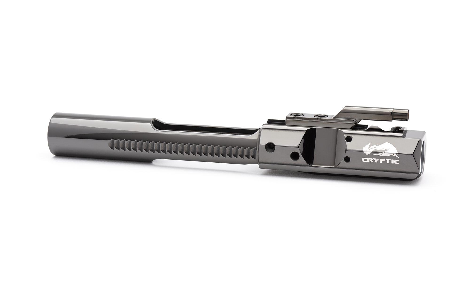 AR10 Steel Bolt Carrier w/ Key - Mystic Black