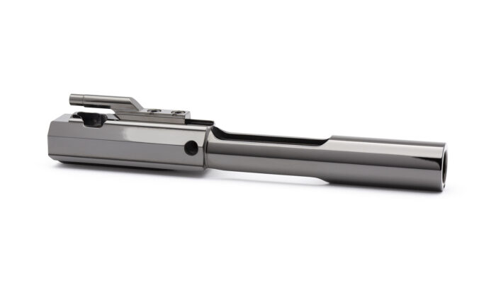 AR10 Steel Bolt Carrier w/ Key - Mystic Black