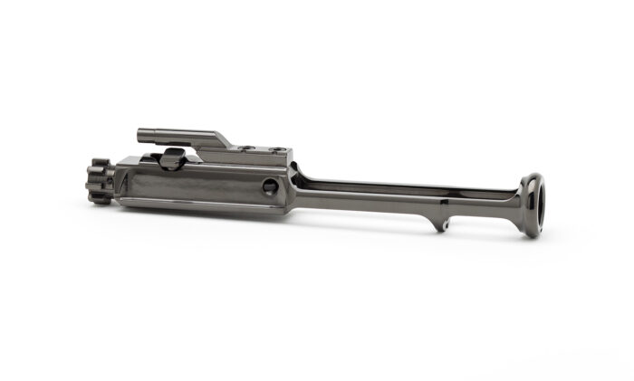AR15 Low Mass Steel Bolt Carrier Group - Mystic Black