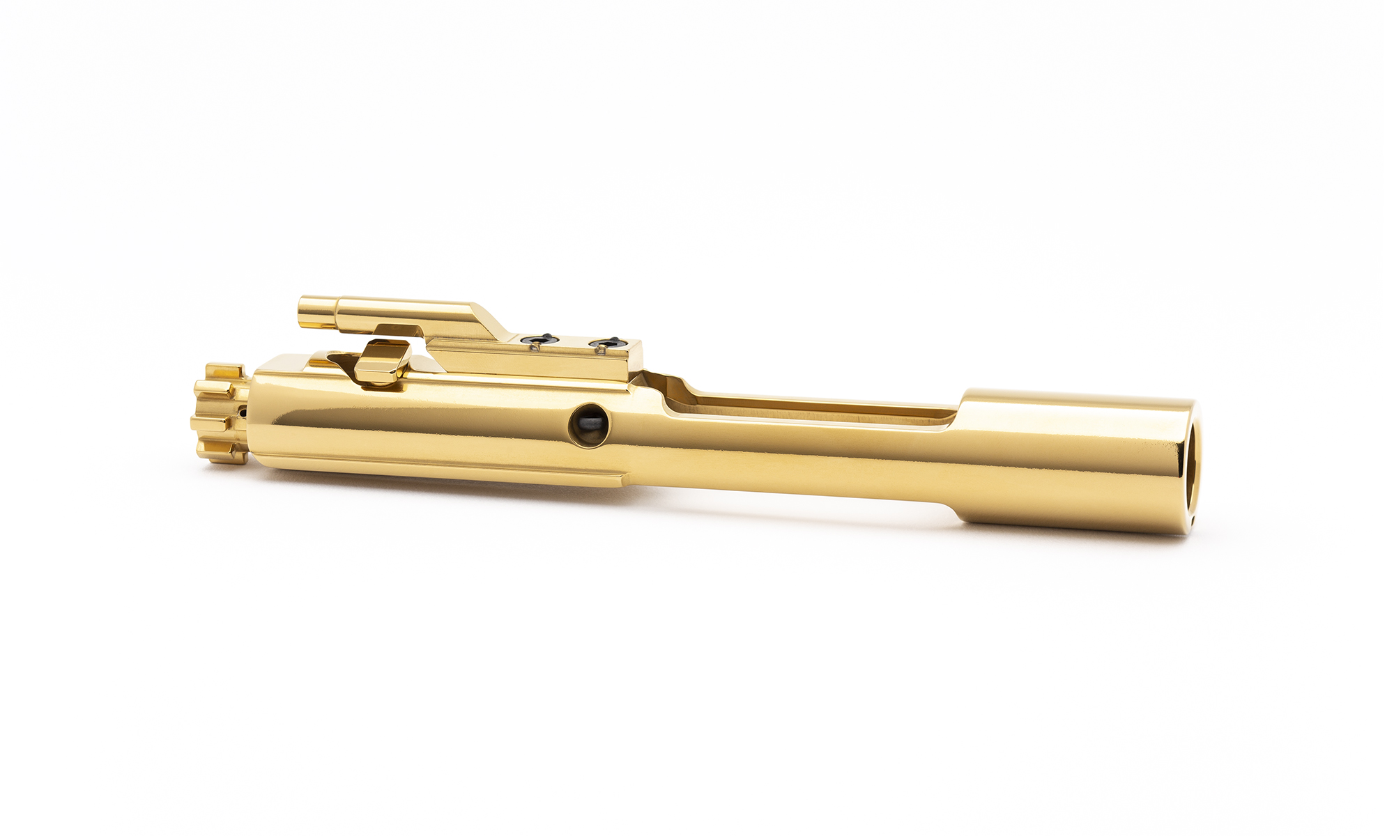 AR15 Steel Bolt Carrier Group - Mystic Gold
