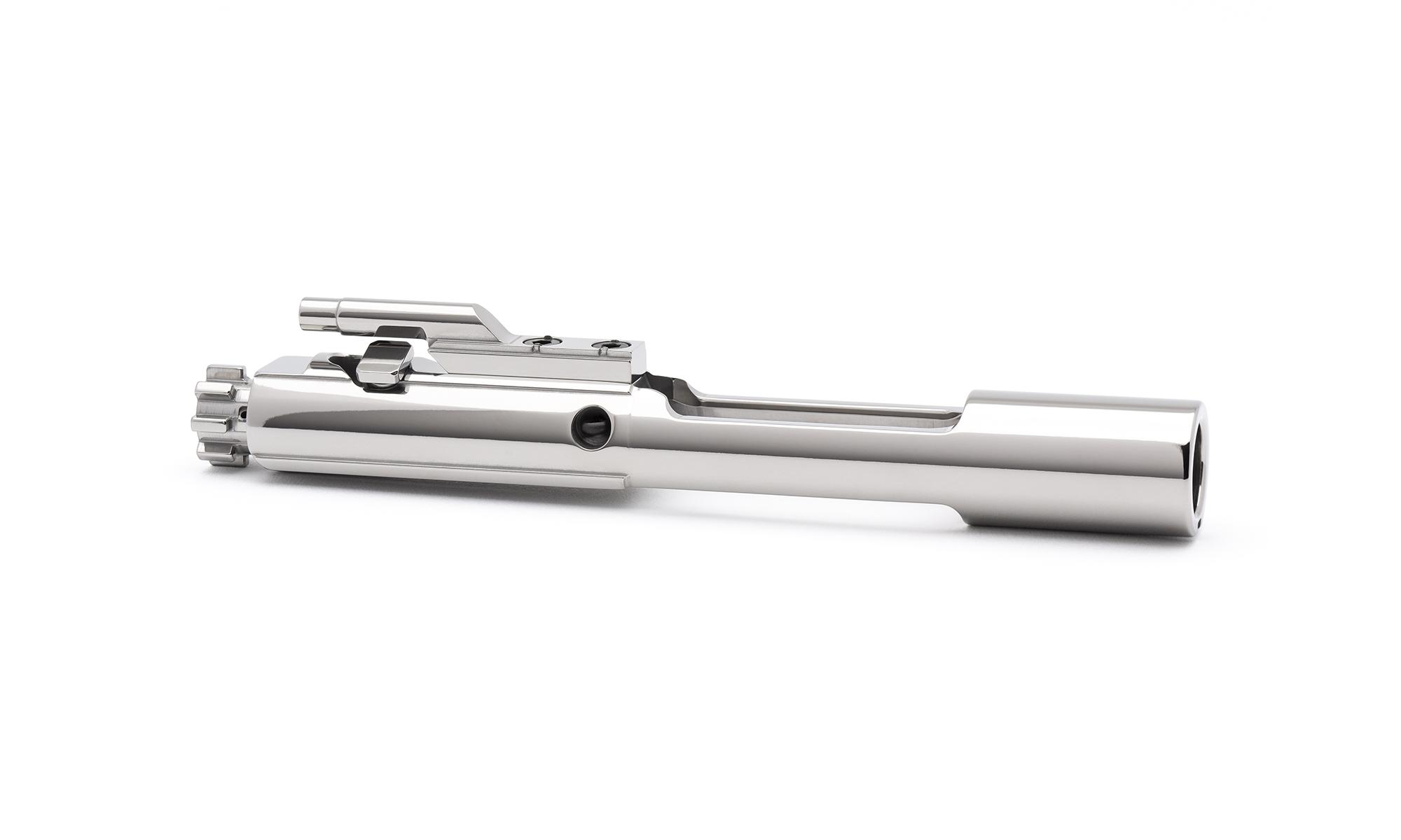 AR15 Steel Bolt Carrier Group - Mystic Silver