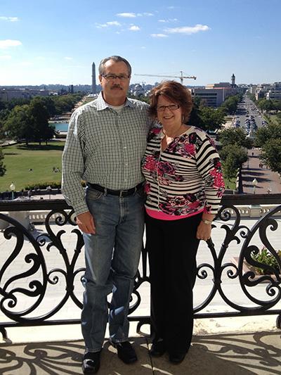 Gary & Karen Huffman